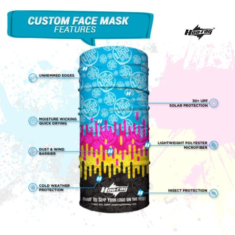 Sample Custom Face Masks