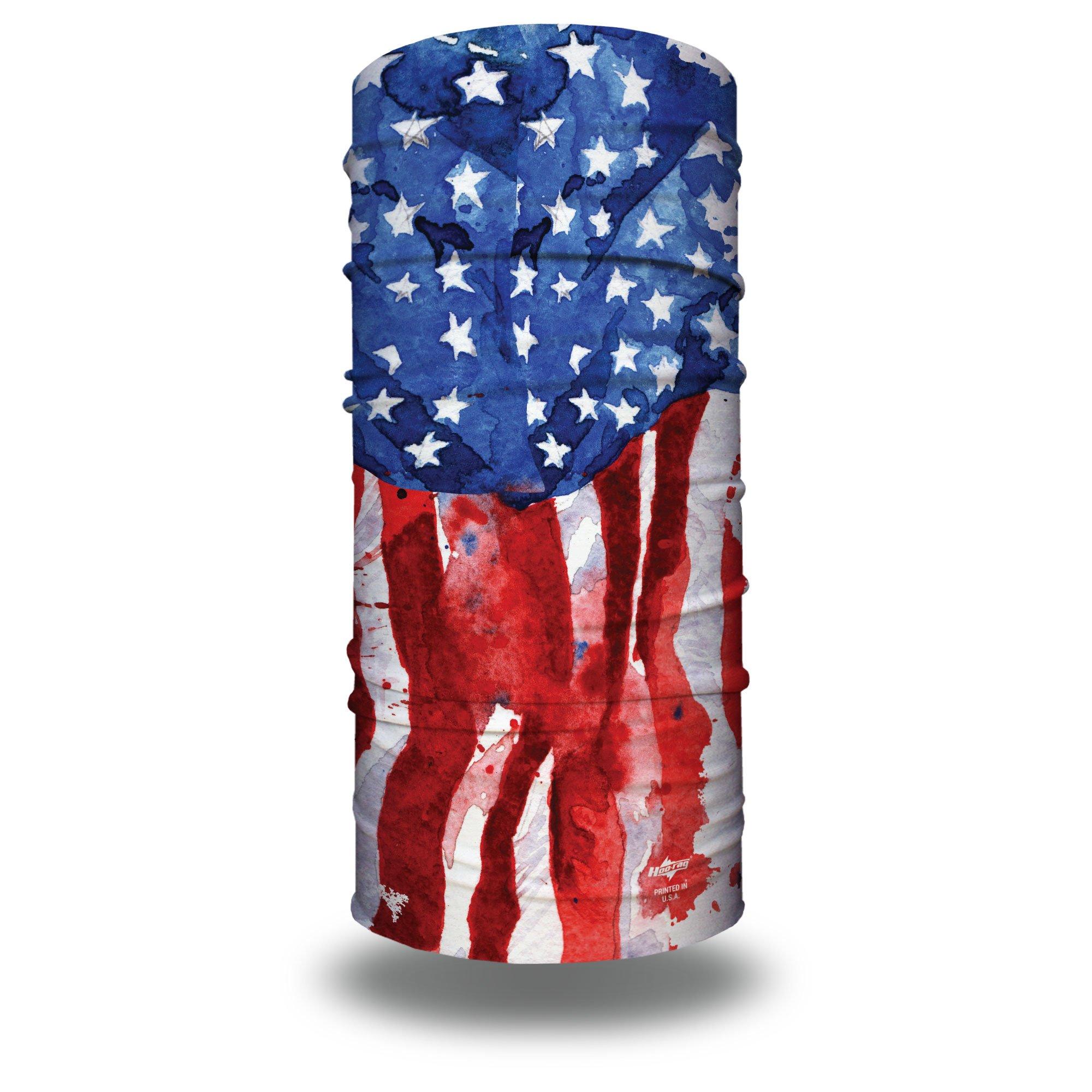 Flag Bandanas American Flag Face Mask Bandanas Hoo Rag