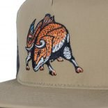 Redfish Snapback Trucker Hat by Hoo-rag