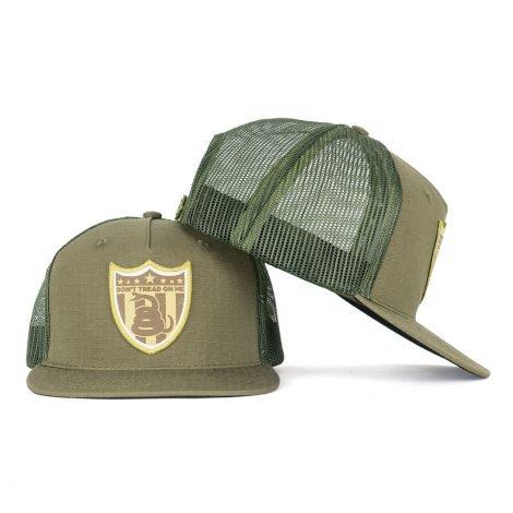 OD Green DTOM Snapback Hat