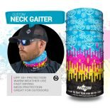 Sample Custom Neck Gaiter