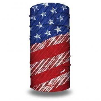 American Flag Bandana by Hoo-rag | 15.95