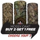 Build Your Mossy Oak Package