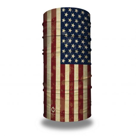 HRM03 old glory american flag bandana