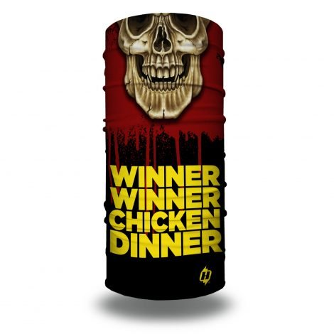 Winner Winner Chicken Dinner Bandana Facemask