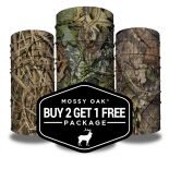 Build Your Mossy Oak Package for just 35.90