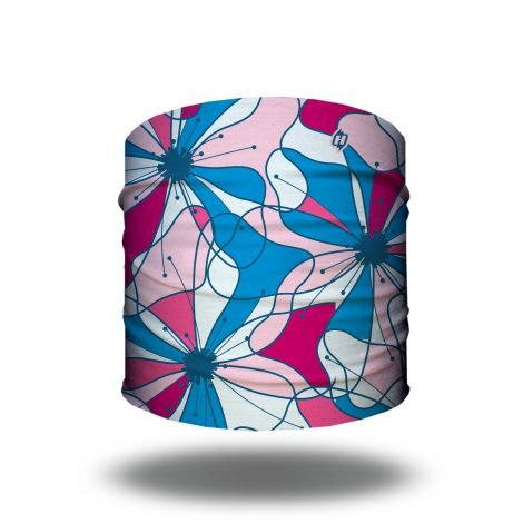 Roselle Yoga Headband | Bandanas by Hoo-rag, just $9.95