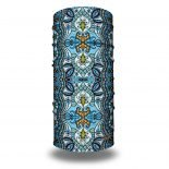 Mandala in Blue Yoga Headband | Bandanas by Hoo-rag just $15.95