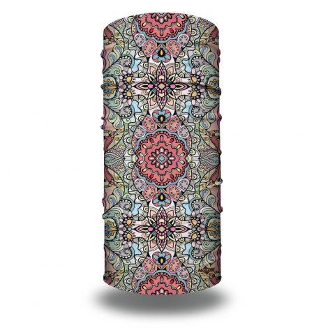 Mandala in Pink Yoga Headband | Bandanas by Hoo-rag just $15.95