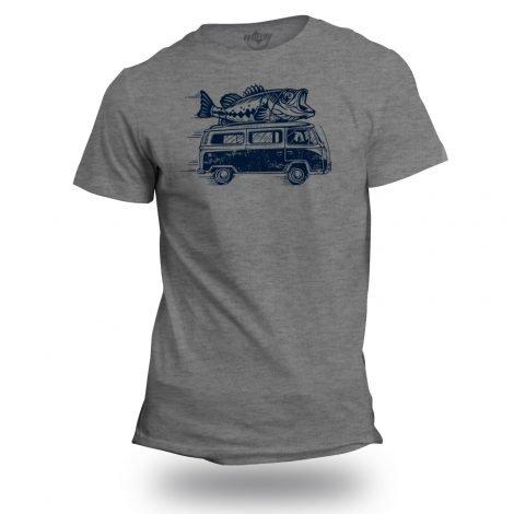 Bass Life T-Shirt | Fishing Apparel by Hoo-rag, just 19.99-20.99