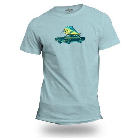 Mahi, Dorado, Chevy T-Shirt | Fishing Apparel by Hoo-rag, just 19.99-20.99