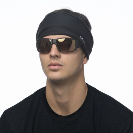 Solid Black Headband & Ear Warmer | Wear it 4+ Ways, just $23.99
