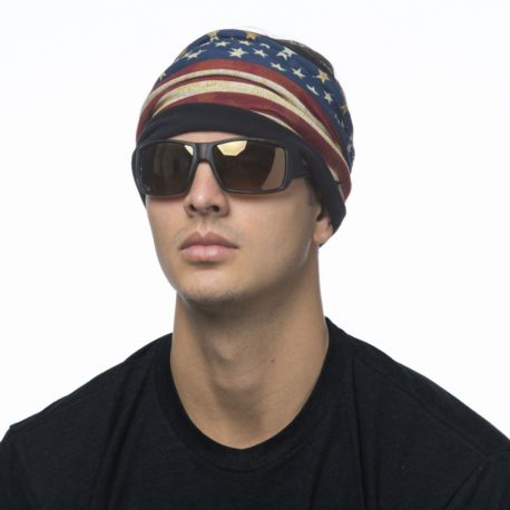 American Flag Headband & Ear Warmer | Wear it 4+ Ways, just $23.99