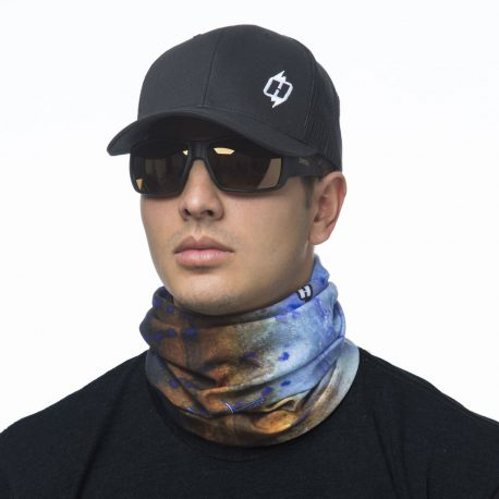 Sailfish Reel Photo Fishing Face Mask | Bandanas @ Hoo-rag just $17.95