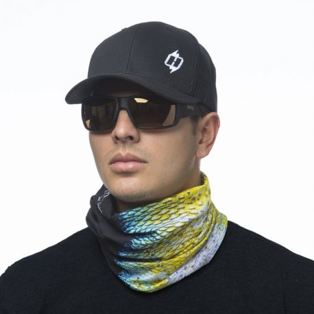 Tuna Reel Photo Fishing Face Mask | Bandanas @ Hoo-rag just $17.95