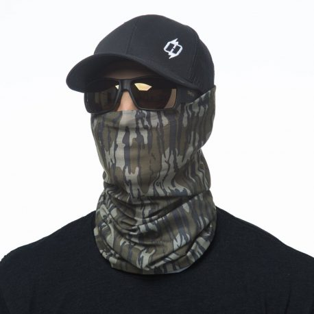 HRH56 mossy oak original bottomland face mask bandana