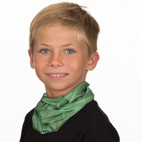 HRK12 Freshwater fishing kids bandana