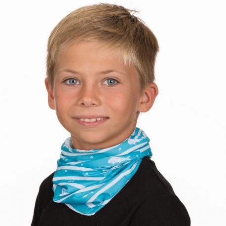 Kids Offshore Fishing Face Mask | Children's Bandanas @ Hoo-rag just $12.95