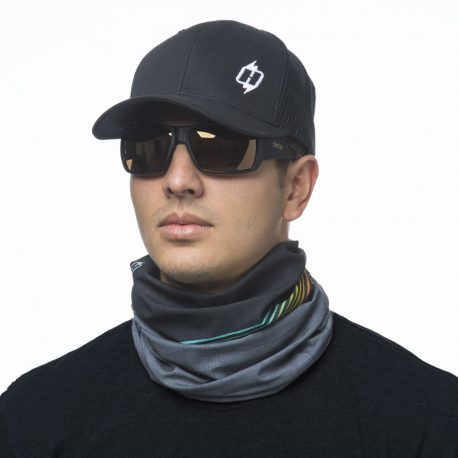 Striped Face Mask and Neck Gaiter | Bandanas @ Hoo-rag just $15.95