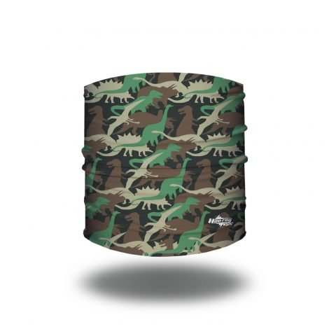 Jurassic Camo Kids Headband | Bandanas by Hoo-rag, just $5.95