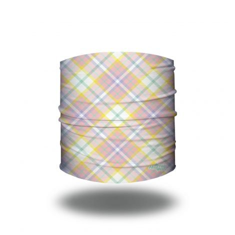 Pastel Plaid Kids Headband | Bandanas by Hoo-rag, just $5.95