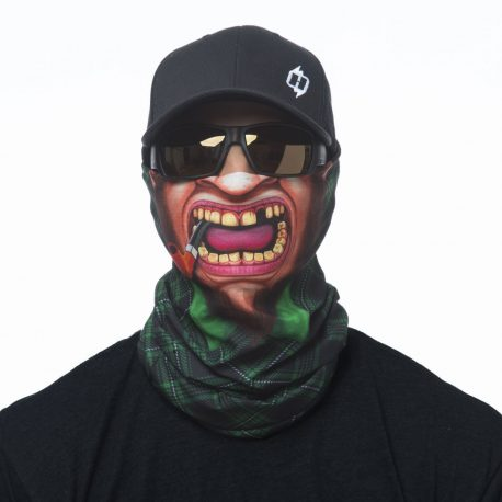 Leprechaun Saint Patricks Day Face Mask | Bandanas @ Hoo-rag just $15.95