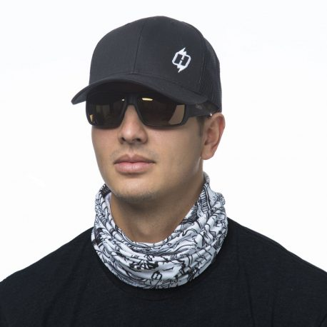 Inshore Fishing Face Mask | UFP50 Bandanas @ Hoo-rag just $19.95