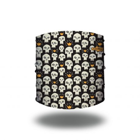 HHK05 Skull King Kids Headband