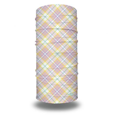 Pastel Plaid Kids Bandanas by Hoo-rag just $12.95