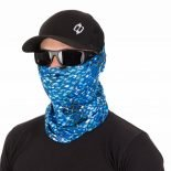 Casting Net Fishing Face Mask | UPF 50 Bandanas by Hoo-rag, just 19.99