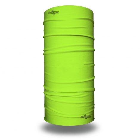 High Visibility Safety Green Bandana   Face Masks by Hoo-rag Just 15.95