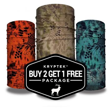 Build Your Kryptek Camo Package for just 35.90