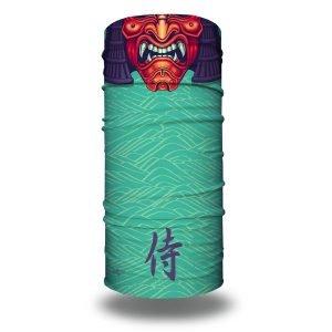 Asian Oni Samurai Face Mask | Bandanas @ Hoo-rag just $15.95