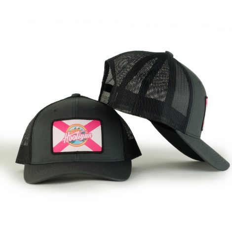 Florida Hooligan Hat | by Hoo-rag, just $23.99