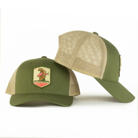 Hooligan Republic Hat   by Hoo-rag, just $23.99