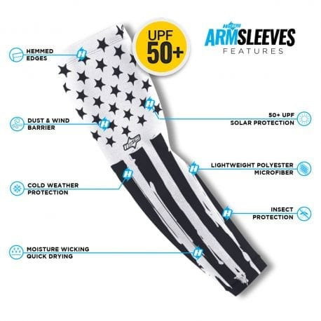 American Ink Arm Sleeves | Buy Alone or in a Pair