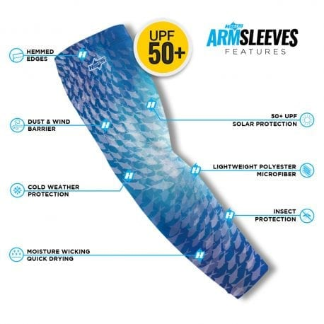 New School Arm Sleeves | Buy Alone or in a Pair