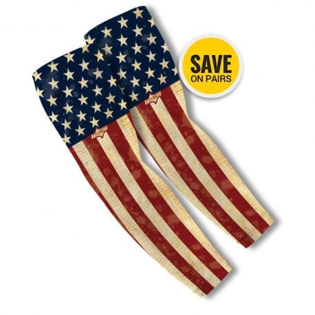 American Flag Arm Sleeves | Buy Alone or in a Pair