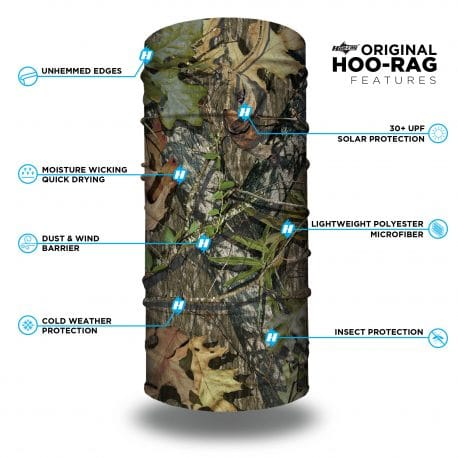 mossy oak obsession camo hunting face mask features list