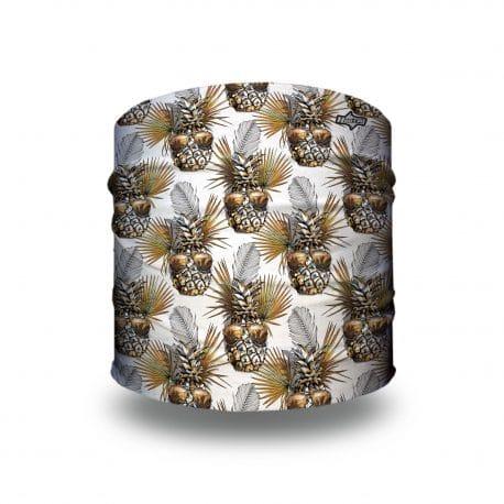 pineapple patterned headband