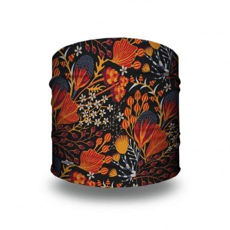 fall floral headband