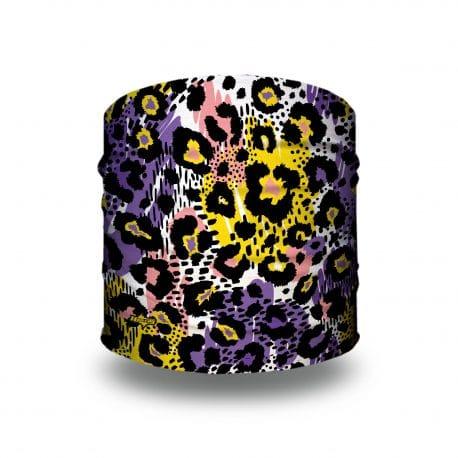 leopard patterned headband