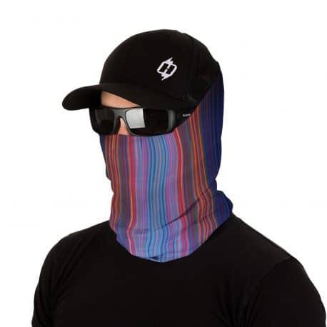 Warp Speed Hoo-rag face mask