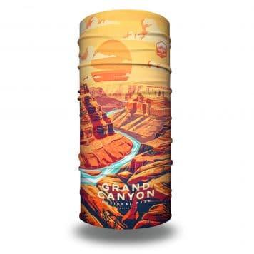 arizona grand canyon national park bandana features list