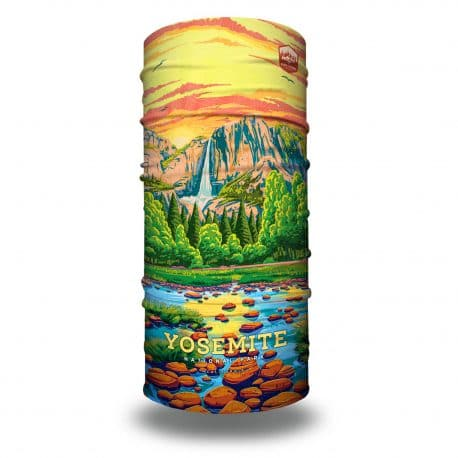 california yosemite national parks bandana