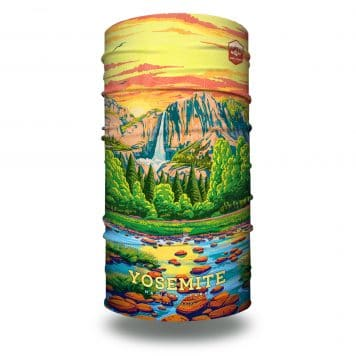 extra large california yosemite national parks bandana