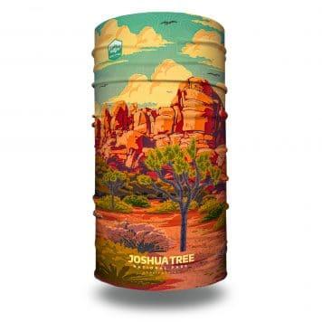 extra large california joshua tree national park bandana