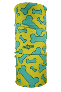 Canine Candy – Yellow & Teal